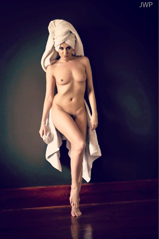 Artistic Nude Natural Light Photo by Model ArainaN