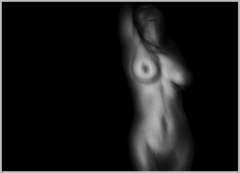 Artistic Nude Natural Light Photo by Model Dany