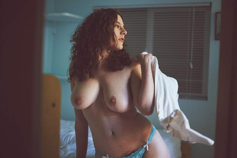 Artistic Nude Natural Light Photo by Model Eleanor Rose