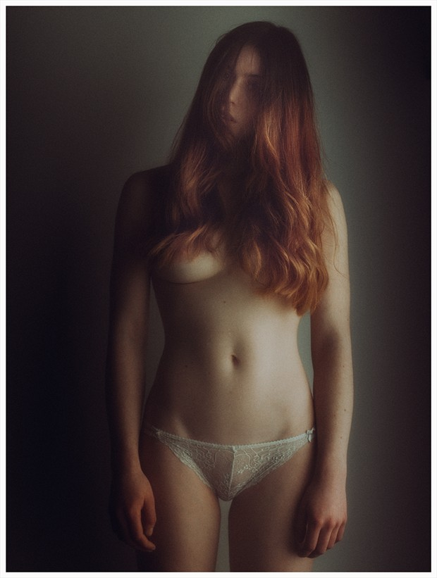Artistic Nude Natural Light Photo by Model Elle Beth