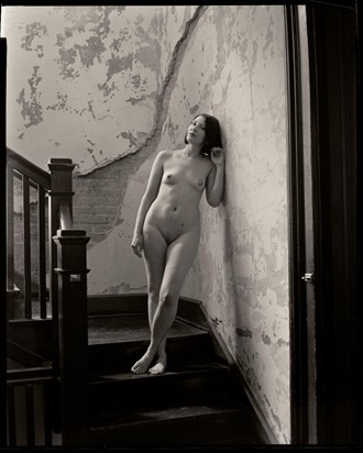 Artistic Nude Natural Light Photo by Model Isis22