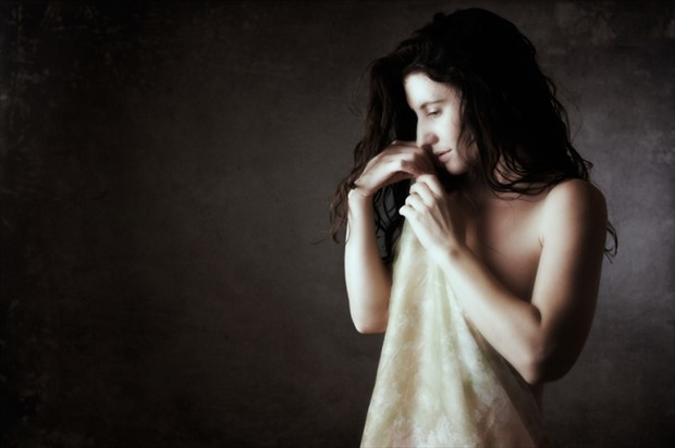 Artistic Nude Natural Light Photo by Model Katy T