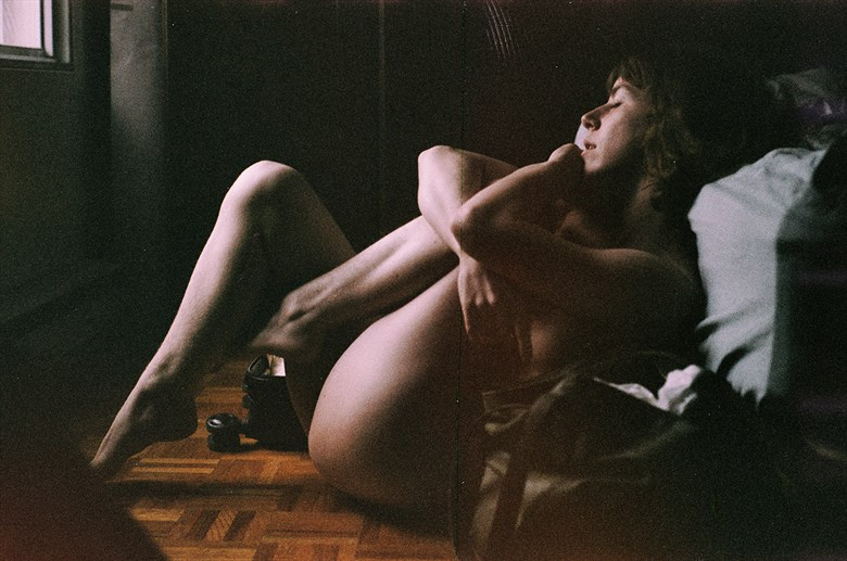 Artistic Nude Natural Light Photo by Model Liv Sage