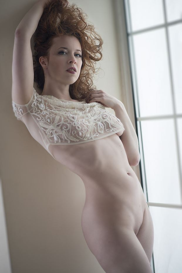 Artistic Nude Natural Light Photo by Model Lorelai