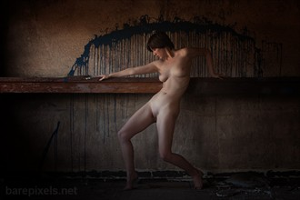 Artistic Nude Natural Light Photo by Model Nymph