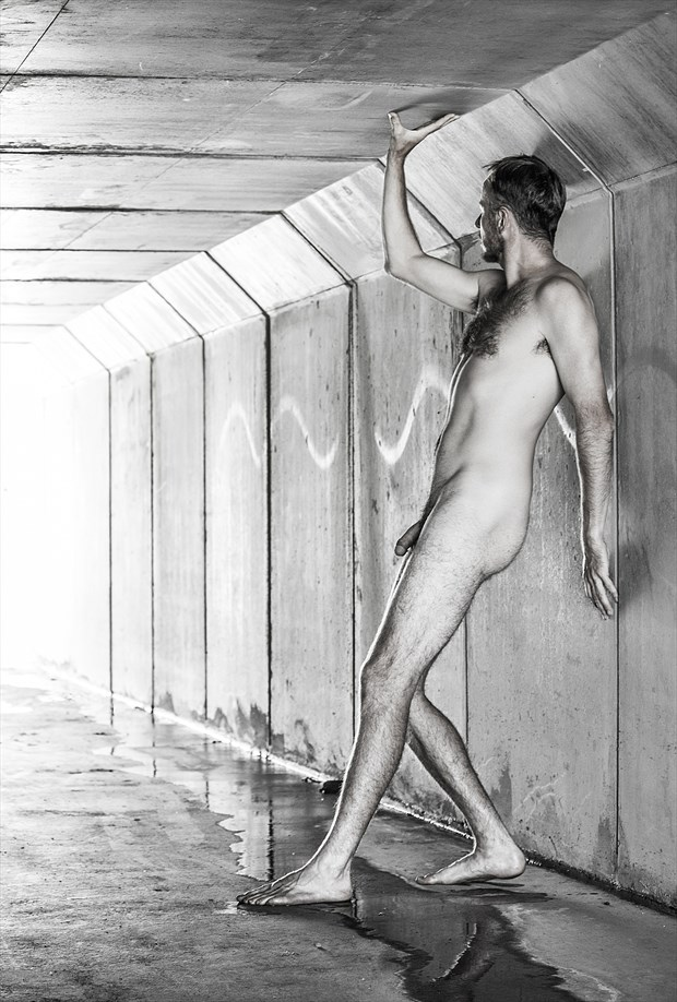 Artistic Nude Natural Light Photo by Model Teetree