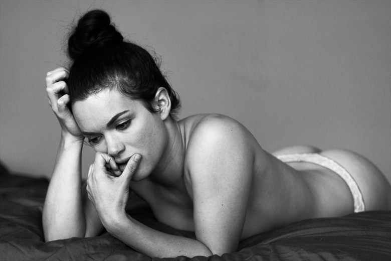 Artistic Nude Natural Light Photo by Model TrixieShiksa