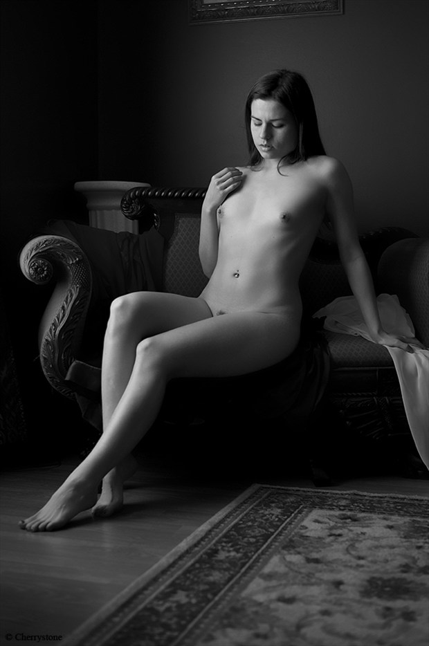 Artistic Nude Natural Light Photo by Model Z