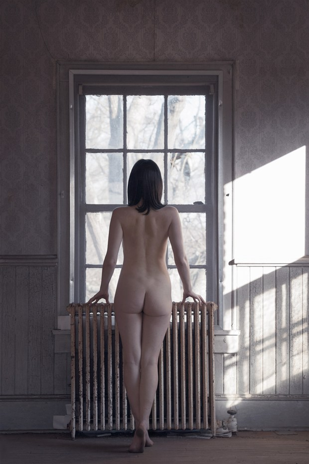 Artistic Nude Natural Light Photo by Photographer A. Different Breed