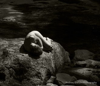 Artistic Nude Natural Light Photo by Photographer Andrew Graham