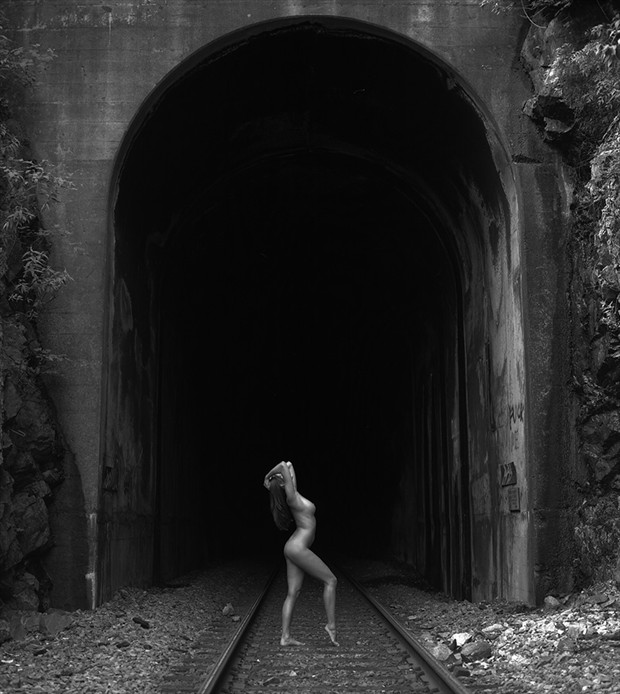 Artistic Nude Natural Light Photo by Photographer DSquared