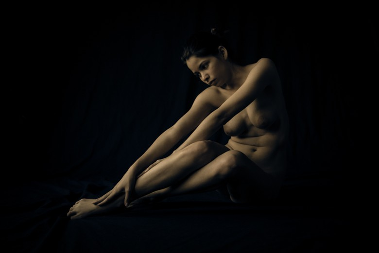 Artistic Nude Natural Light Photo by Photographer Dougity B