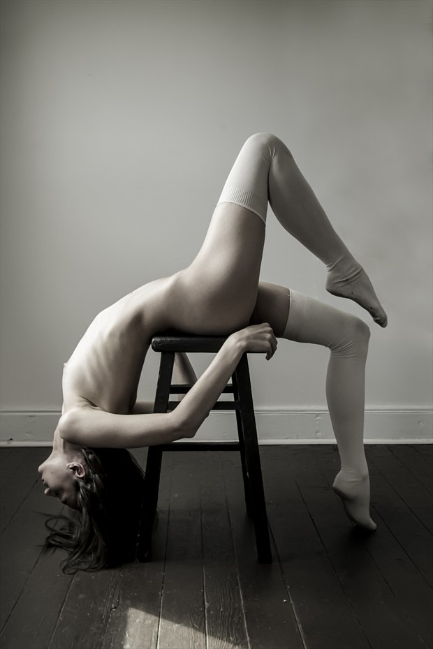 Artistic Nude Natural Light Photo by Photographer James W