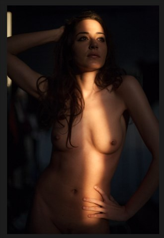 Artistic Nude Natural Light Photo by Photographer Sen Nomo