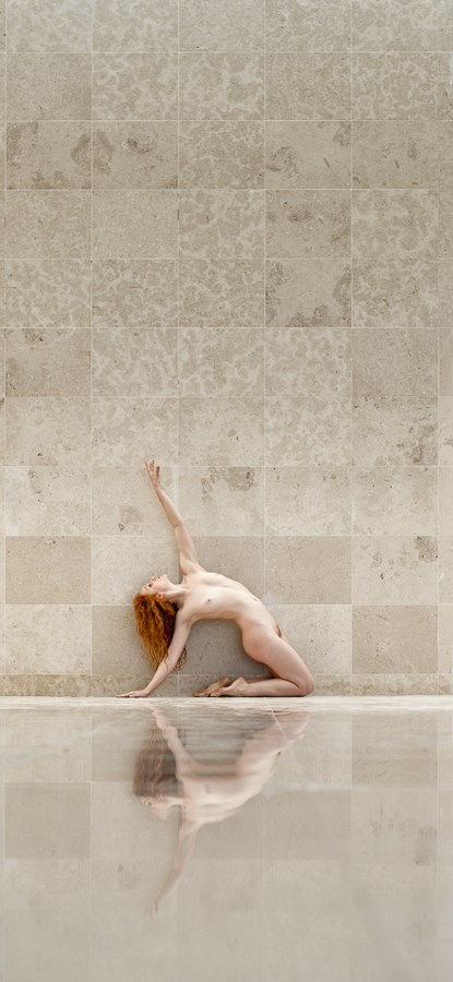 Artistic Nude Natural Light Photo by Photographer Tim Pile