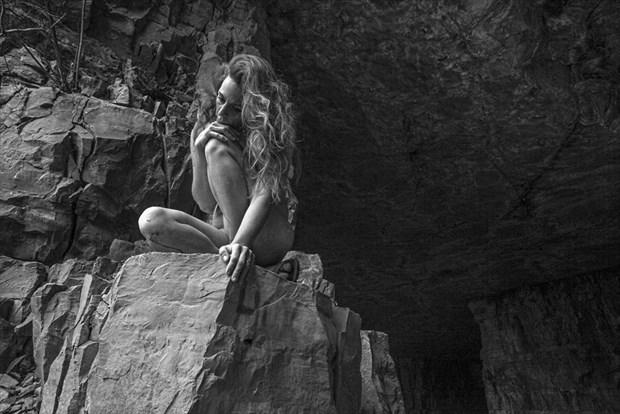 Artistic Nude Nature Artwork by Model Hblake