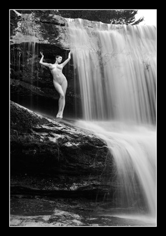 Artistic Nude Nature Artwork by Photographer Crystalline