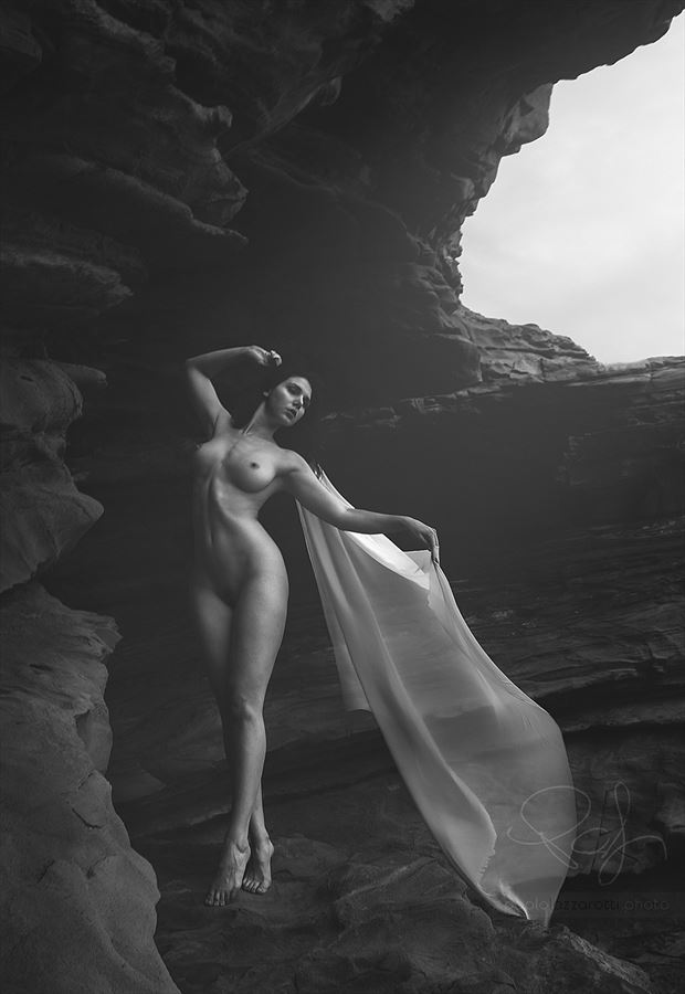 Artistic Nude Nature Artwork by Photographer Paolo Lazzarotti