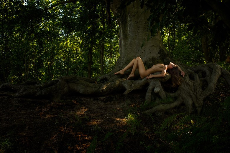 Artistic Nude Nature Artwork by Photographer dkarts