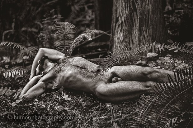Artistic Nude Nature Artwork by Photographer humon photography