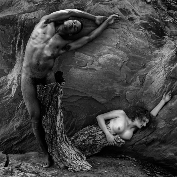Artistic Nude Nature Photo by Model AbbylGail