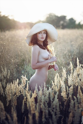Artistic Nude Nature Photo by Model AnastasiaA