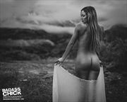 Artistic Nude Nature Photo by Model Andrea Noeli