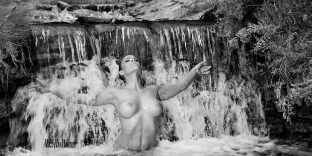 Artistic Nude Nature Photo by Model Ceara Blu