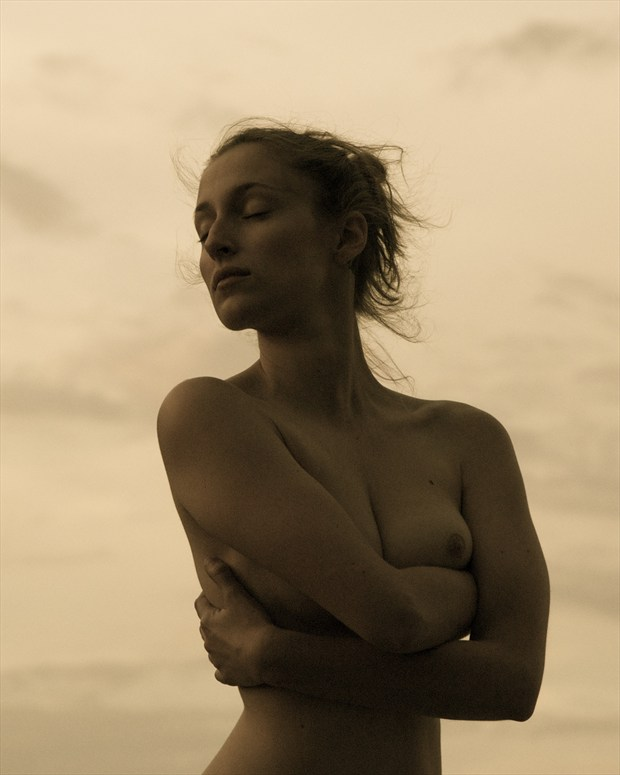 Artistic Nude Nature Photo by Model Eleanor Kathryn