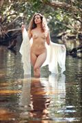 Artistic Nude Nature Photo by Model Ella Rose Muse