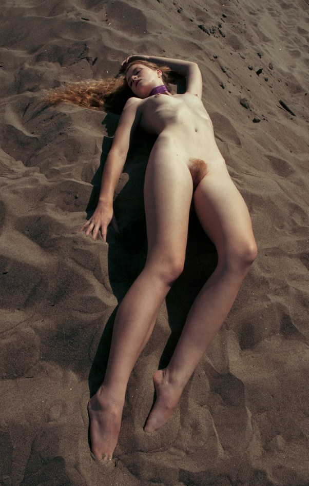 Artistic Nude Nature Photo by Model HaileyJ