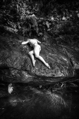 Artistic Nude Nature Photo by Model KameleonKat