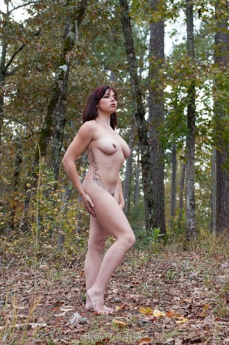 Artistic Nude Nature Photo by Model KatMarie