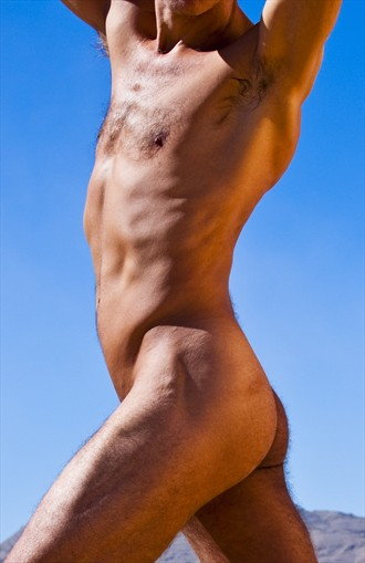 Artistic Nude Nature Photo by Model LifeModelSteve