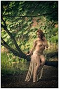 Artistic Nude Nature Photo by Model Lorelai