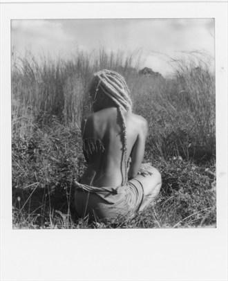 Artistic Nude Nature Photo by Model Lorelei Black