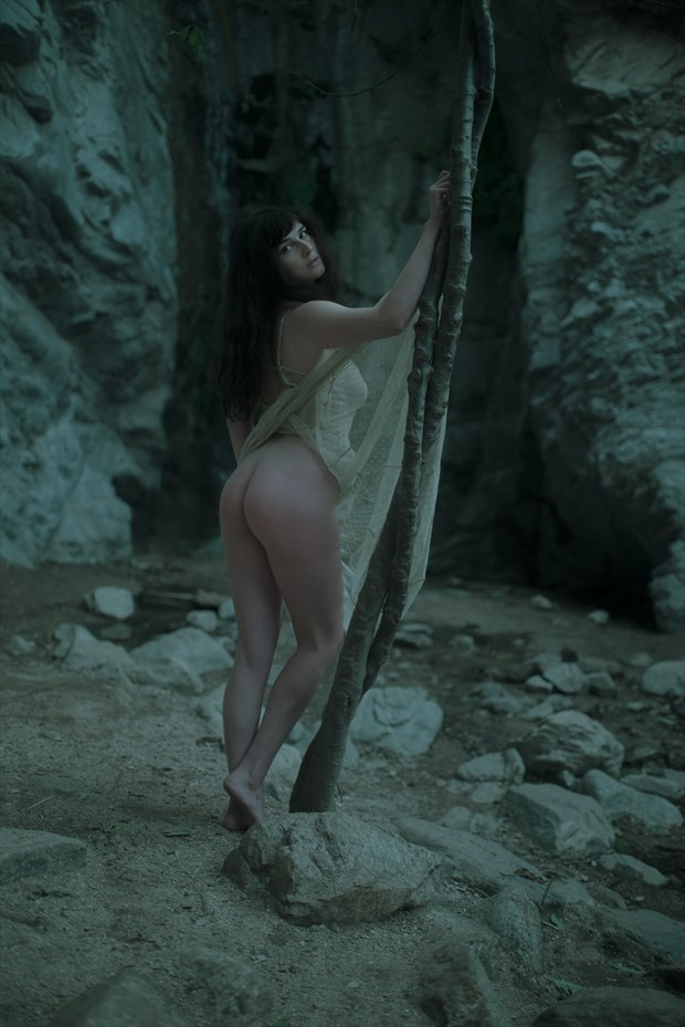 Artistic Nude Nature Photo by Model Mayatihtiyas