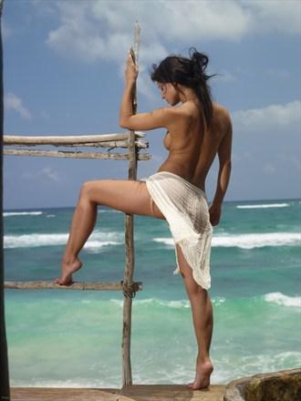 Artistic Nude Nature Photo by Model MelisaMendini