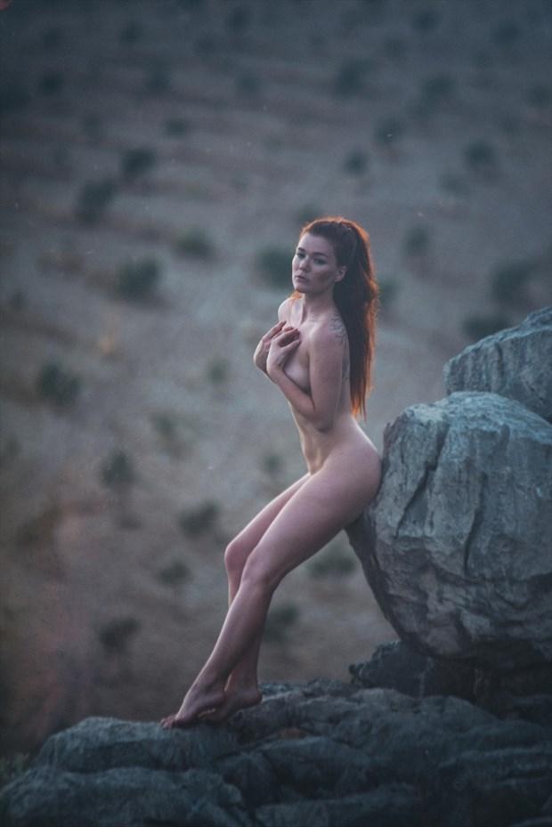 Artistic Nude Nature Photo by Model Mia S   Miastune