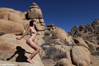 Artistic Nude Nature Photo by Model Mila Ringo