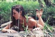 Artistic Nude Nature Photo by Model MissMacaroni