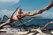 Artistic Nude Nature Photo by Model Petite Ukrainian
