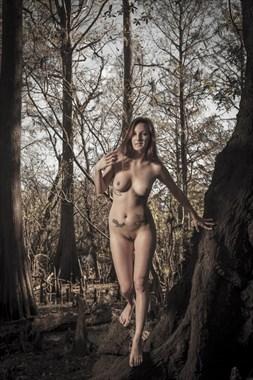 Artistic Nude Nature Photo by Model Scarlett Dawn