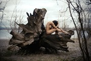 Artistic Nude Nature Photo by Model Sekaa