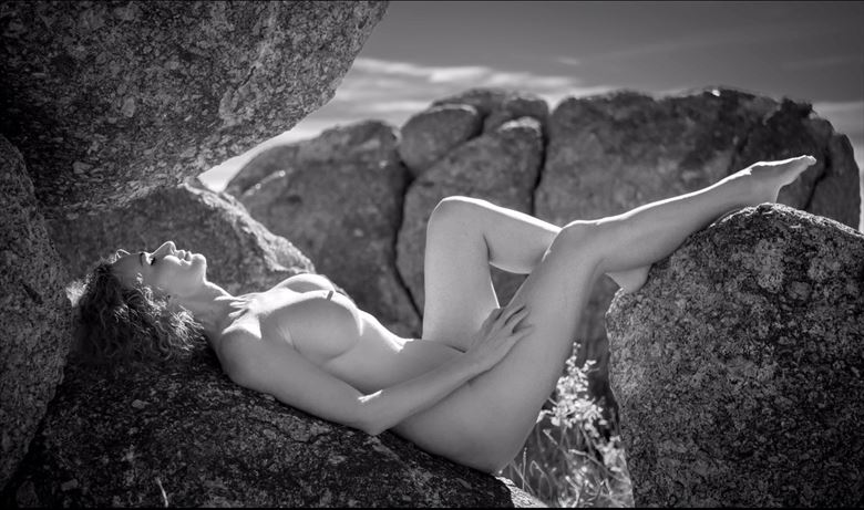 Artistic Nude Nature Photo by Model Sirsdarkstar