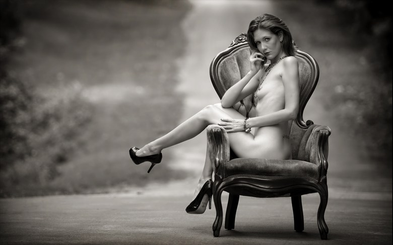 Artistic Nude Nature Photo by Model Southern Sweetness