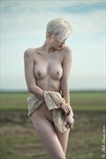 Artistic Nude Nature Photo by Model Stephanie Jolicoeur