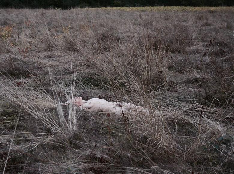 Artistic Nude Nature Photo by Model Ursa Minor