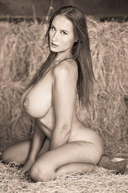 Artistic Nude Nature Photo by Model Vassanta