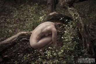 Artistic Nude Nature Photo by Model YasminArte